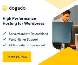 Dogado Wordpress Hosting